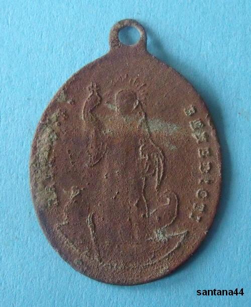5 ans de médailles - Collection SANTANA44 65510
