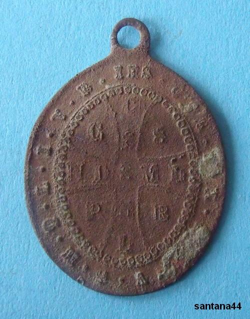 5 ans de médailles - Collection SANTANA44 65610