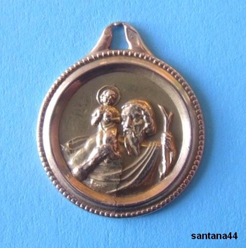 5 ans de médailles - Collection SANTANA44 Gold_011