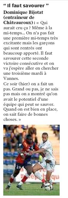 Berrichonne de Chateauroux - Page 3 510