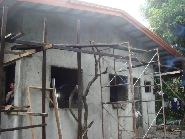 Renovation Works on Bungalow Type Residential (Harris St., Olongapo City) - COMPLETED Dsc05013