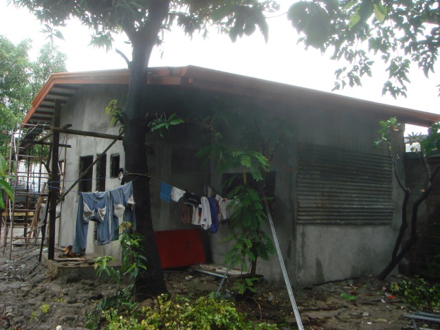 Renovation Works on Bungalow Type Residential (Harris St., Olongapo City) - COMPLETED Dsc05014