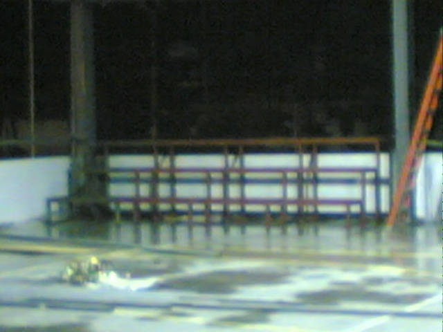Bleacher Bench and Epoxy Painting for Covered Court at APC-Cav2 Image012