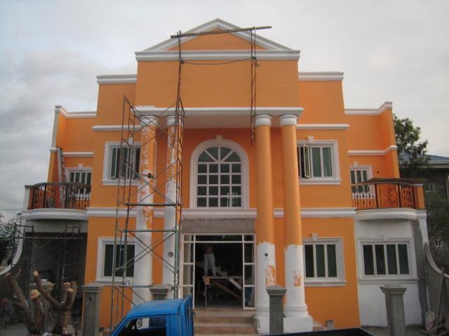 Two Storey Residential House (Katarungan Village, Muntinlupa City) Img_4211