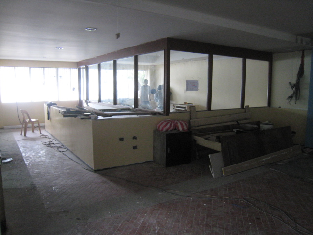 Renovation of BPI Building Office Fit-Outs Img_4817