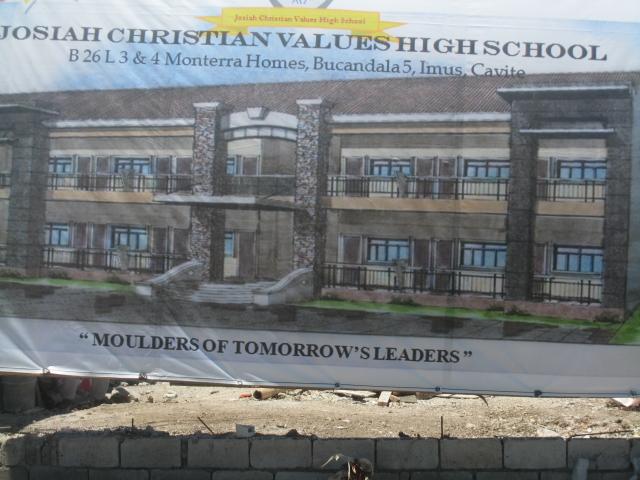 Josiah Christian Values High School (Bucandala, Imus, Cavite) - Page 2 Img_6214