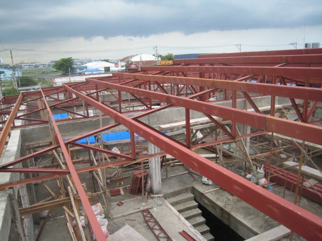 LTO Pasay New Building Roof Framing Img_6313