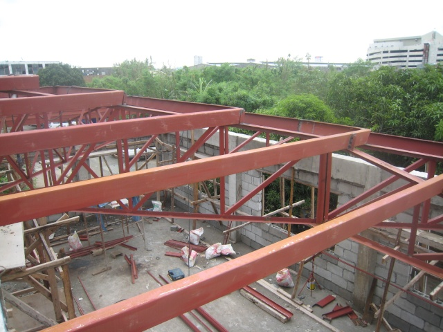 LTO Pasay New Building Roof Framing Img_6314