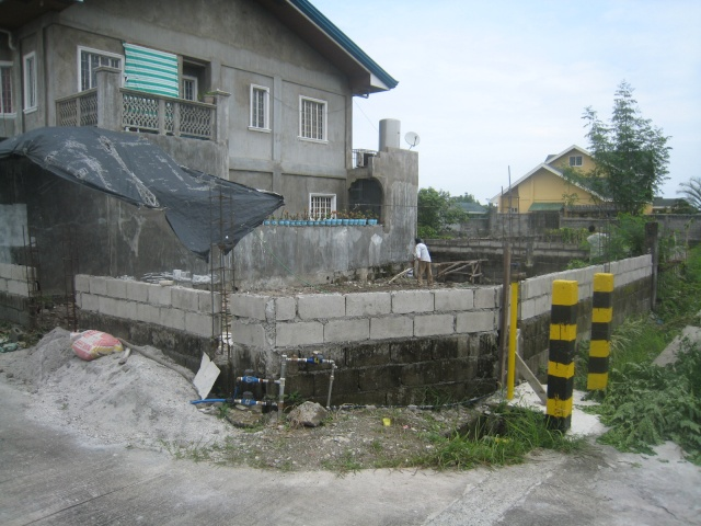 Periemeter Fence with Steel Gate (Graceland Subd., Bucal, Tanza, Cavite) - ON GOING Img_6320