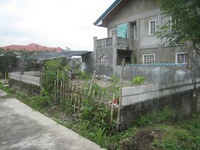 Periemeter Fence with Steel Gate (Graceland Subd., Bucal, Tanza, Cavite) - ON GOING Img_6324