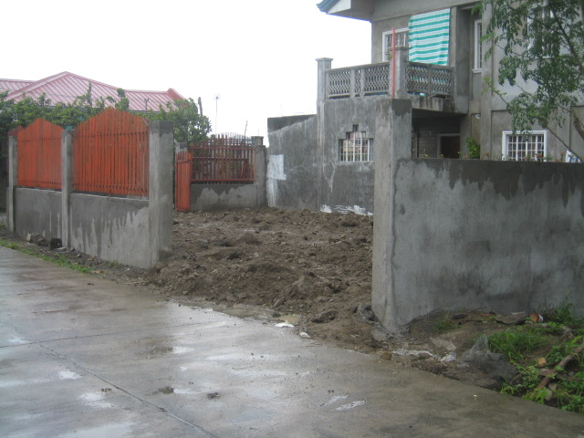 Periemeter Fence with Steel Gate (Graceland Subd., Bucal, Tanza, Cavite) - ON GOING Img_6720