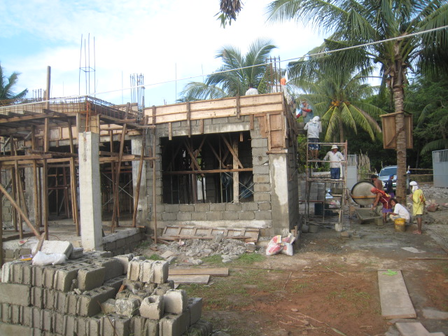 Two Storey Rest House (Morong, Bataan) - COMPLETED - Page 2 Img_6850