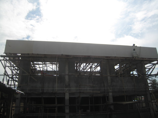 LTO Pasay New Building Roof Framing Img_6852