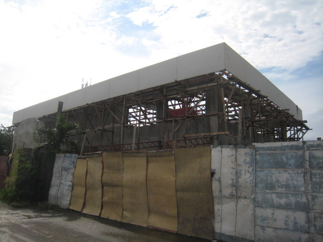 LTO Pasay New Building Roof Framing Img_6860