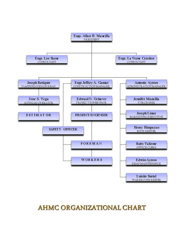AHMC Organizational Chart 2010 Organi12