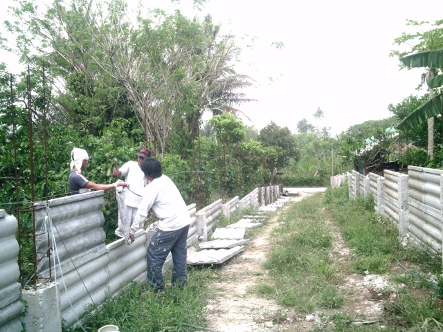 Periemeter Fence for 3,700 Square Meter Phto0021