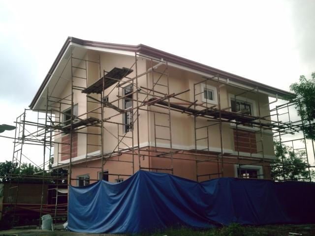 Two Storey Residential House (Metrogate, Trece Martirez City) - On-going Phto0042