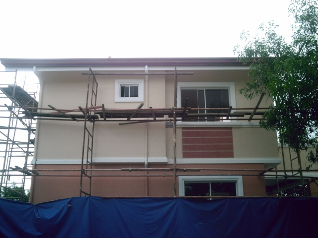 Two Storey Residential House (Metrogate, Trece Martirez City) - On-going Phto0043