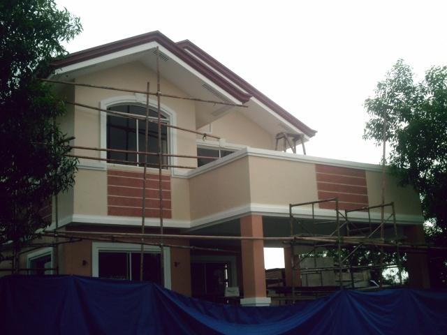 Two Storey Residential House (Metrogate, Trece Martirez City) - On-going Phto0044