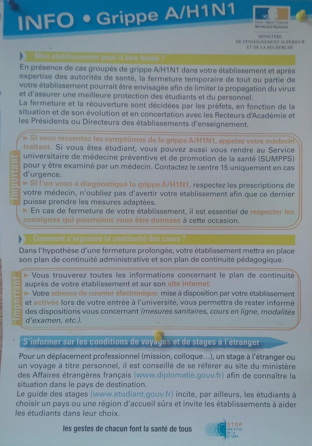 La grippe A - Page 2 H1n110