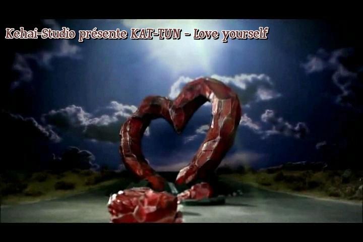 [J-music] KAT-TUN - Love Yourself ~ Kimi Ga Kirai Na Kimi Ga Suki (Yamato Nadeshiko Shichi Henge) Vlcsna37