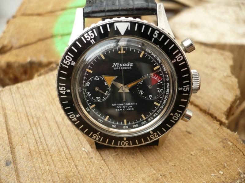 [REVUE] Sublime NIVADA Chronomaster Nivada25