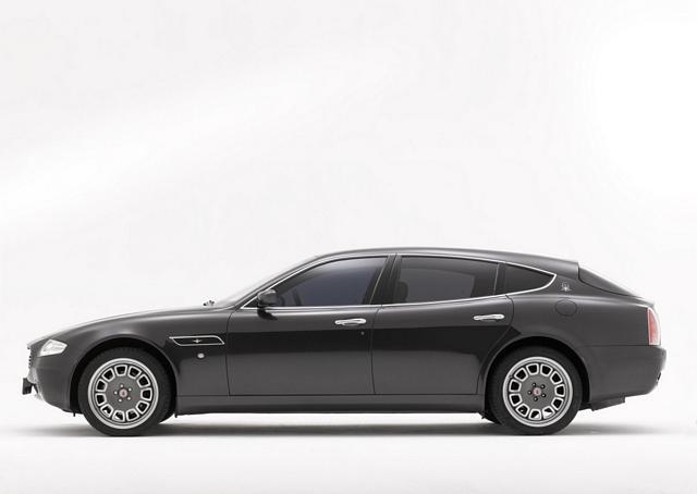 Nuova Maserati compatta di segmento E: il ritorno della Biturbo 30 anni dopo? Masera17