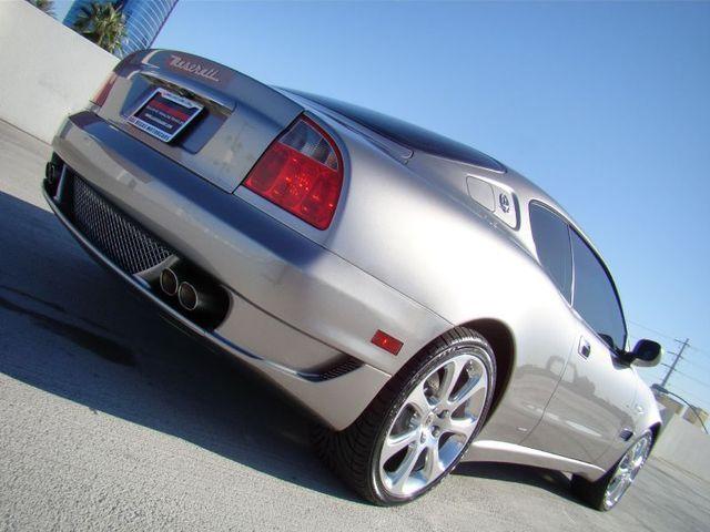 Maserati coupe' del 2004 versione per gli USA,cosa cambia ? Used-210