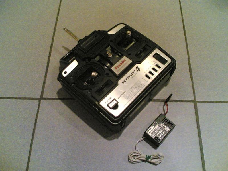 Futaba 4 chnl Radio For Sale 24122012