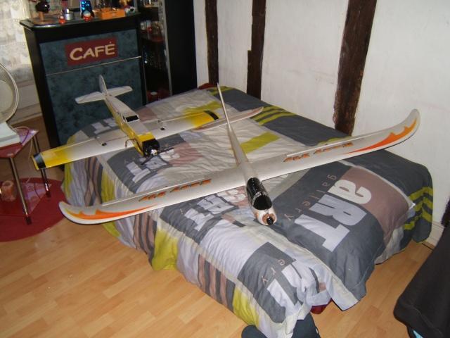 Moto-planeur Easyfly et navion Dscf3728