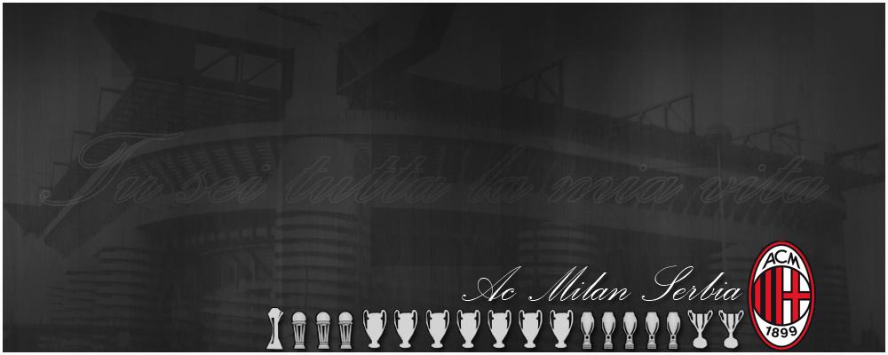 AC Milan Serbia