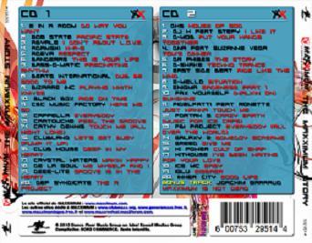 40 titres pour une compile.... The_ma13