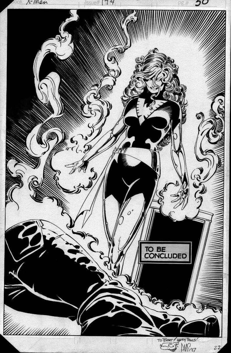 PHENIX NOIR (Dark Phoenix) Uncann13