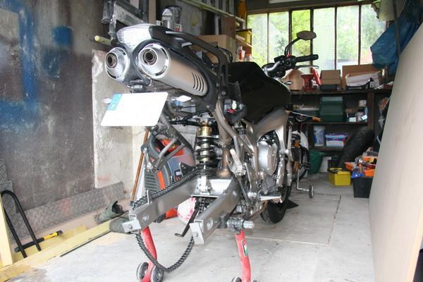 Chaine Secondaire - Lubrification Automatique Camele12