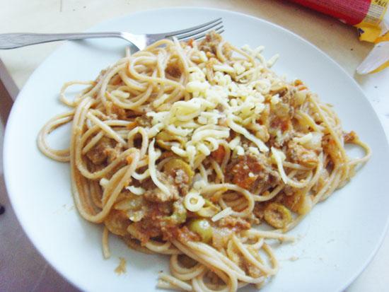 Montrez-nous... vos petits plats ! - Page 4 Pasta10