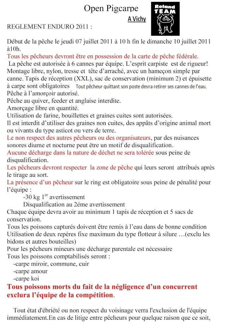 Open Pig Carpe à Vichy Ebauch21