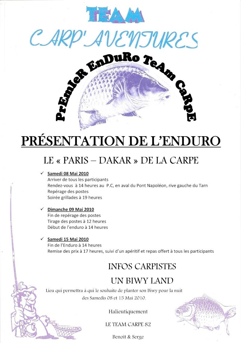 Enduro du Team Carpe 82 à Moissac Enduro17