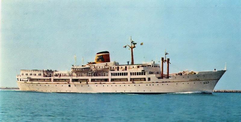 'Illiria' - Adriatica - 1962 10_7il10