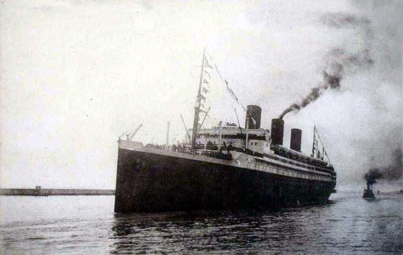 'Ile de France' - C.G.M. - 1926 10_8pr10