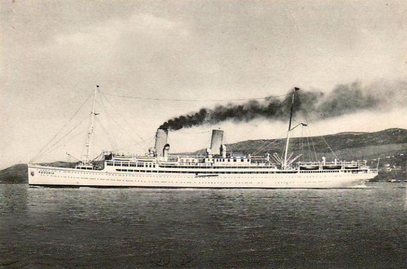 'Ausonia' - Sitmar - 1928 10_aus10