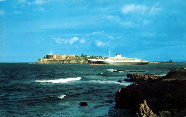 'Andrea Doria' - Italia - 1952 10_nav22