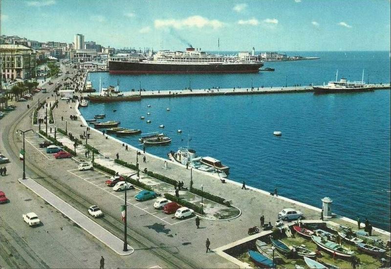 'Ambriabella' - Nav. Alto Adriatico - 1962 10_tri11