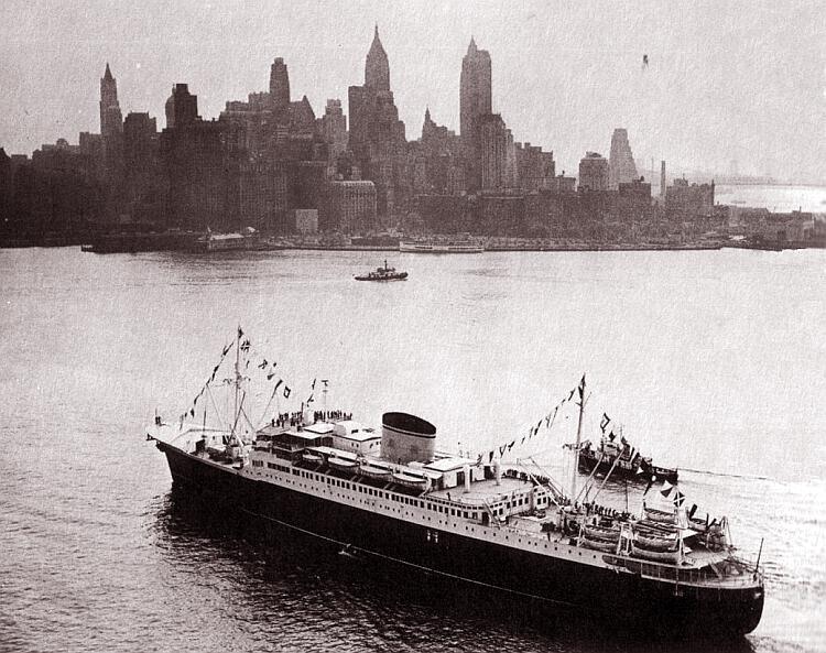'Bianca C.' - anche Costa - 1939 11-3la10
