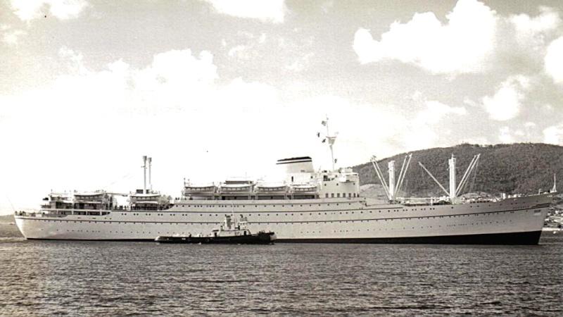 'Oceania' - Lloyd Triestino - 1951 11-oce10
