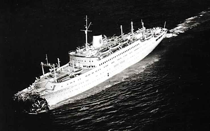 'Stockholm' - Svenska-America Linjen - 1948 11_19510