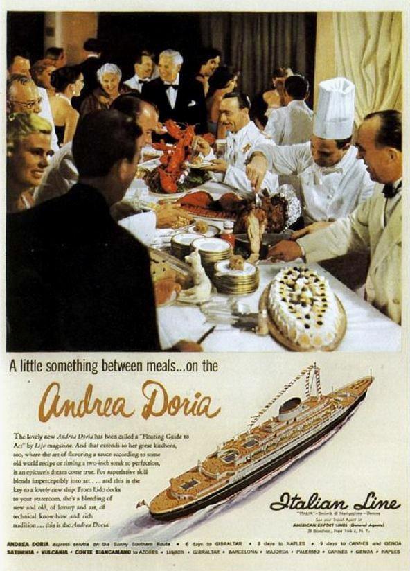 'Andrea Doria' - Italia - 1952 11_and11