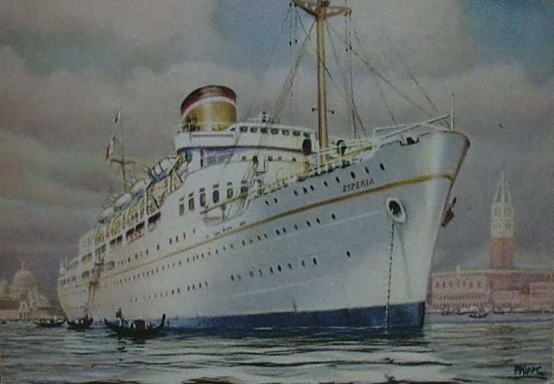'Esperia' - Adriatica - 1949 11_nav16