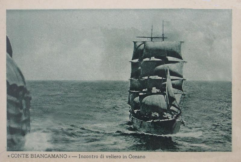 'Conte Biancamano' - Lloyd Sabaudo - 1925 11_nav22