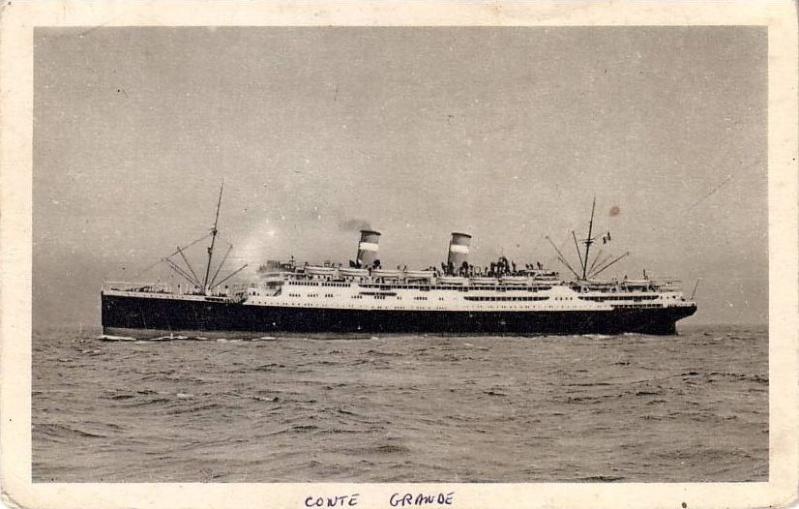 'Conte Grande' - Lloyd Sabaudo - 1928 11_nav23