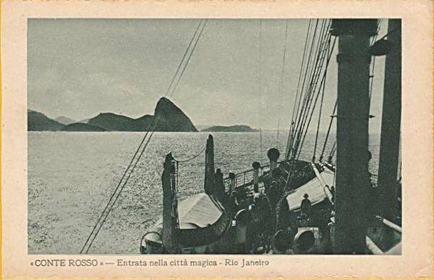 'Conte Rosso' - Lloyd Sabaudo - 1923 11_nav24